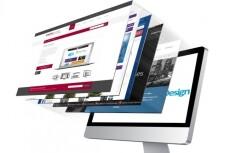 Уникальный дизайн сайта в PSD 27 - kwork.ru