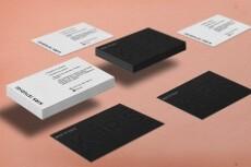 Разработаю дизайн визитной карточки 13 - kwork.ru