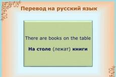 Переведу текст с немецкого на русский язык 4 - kwork.ru