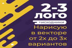 Оформлю Ваше сообщество VK 25 - kwork.ru