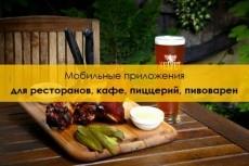 Modile Apps iOS, Android - салон красоты, СПА-салон 34 - kwork.ru