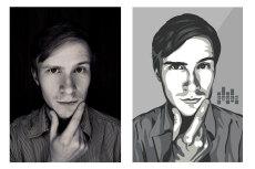 Нарисую кукольный портрет по вашей фотографии 24 - kwork.ru