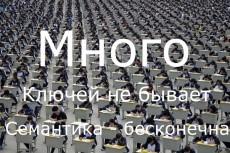 Пропишу цели в метрике, покажите объявление теплым клиентам 4 - kwork.ru
