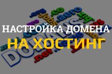 Wordpress + домен + хостинг 33 - kwork.ru