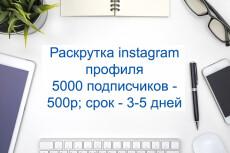 Оформлю дизайн соцсети 11 - kwork.ru