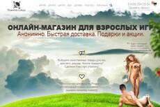 Создание Landing Page 8 - kwork.ru
