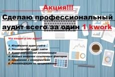 Отчет по дизайну, юзабилити, эргономике сайта 19 - kwork.ru