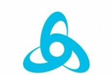 Сделаю простой логотип в 2х вариантах 31 - kwork.ru