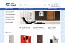 Готовый Интернет - Магазин Электроники и цифровой техники 21 - kwork.ru
