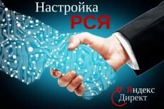 Создам качественно настроенную рекламную компанию в Яндекс Директ 22 - kwork.ru