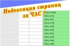 Сделаю дорвей до 10000 страниц нужной тематики RU и EN 6 - kwork.ru