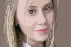 Напишу портрет 17 - kwork.ru