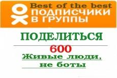 100  репостов ВКонтакте 8 - kwork.ru