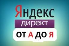 Акция. Настройка Поиск Директ и РСЯ в одном кворке 20 - kwork.ru