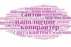 Подготовлю описание к 80 товарам в вашем интернет-магазине 7 - kwork.ru