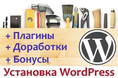 Администратор-программист вашего сайта. Доработки. Установки 4 - kwork.ru