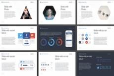 Более 7500 шаблонов для Web дизайнеров. Макеты, CSS, PSD, WP, HTML 43 - kwork.ru