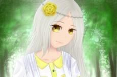 Нарисую 2D персонажа 14 - kwork.ru