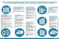 Составлю декларацию 3 НДФЛ 8 - kwork.ru