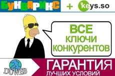 Семантическое ядро 9 - kwork.ru