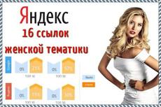 Поставлю 14 жирных вечных ссылок с суммарным ТИц 33700 11 - kwork.ru