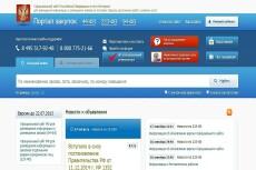 Сформирую заявку участнику для участия в тендере по 44 ФЗ 6 - kwork.ru