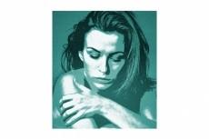 Стилизованный портрет 10 - kwork.ru