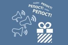 1000 лайков на пост или фото в facebook 5 - kwork.ru