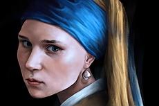 Нарисую портрет в фотошопе 19 - kwork.ru