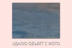 Удалю водяной знак с фото 7 - kwork.ru