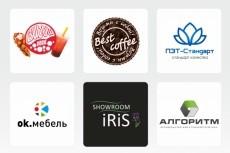 Макет вывески любой сложности 7 - kwork.ru