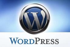 Помогу с сайтом на CMS wordpress 24 - kwork.ru