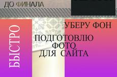 Заменю фон, ретушь, обтравка 20 - kwork.ru