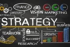 Разработка стратегии развития бизнеса 3 - kwork.ru
