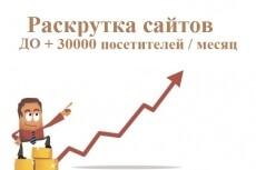 Продвижение страниц сайта 14 - kwork.ru