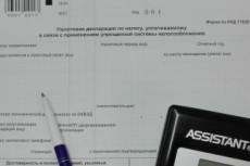 Составлю декларацию по УСН для ИП 12 - kwork.ru