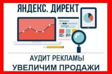 Создам эффективную рекламную кампанию в Яндекс Директе 20 - kwork.ru