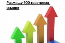 Размещение вечных ссылок на трастовых тематических ресурсах 21 - kwork.ru
