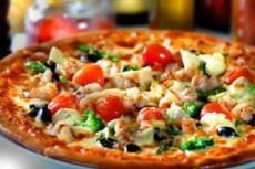 Дам рецепт вкуснейшей настоящей итальянской пиццы 4 - kwork.ru