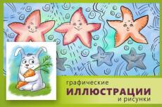 сделаю рисунок по фото 4 - kwork.ru