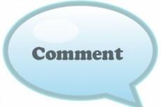 Напишу 100 комментов на ваш сайт или форум с 10 разных акков 4 - kwork.ru