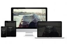 Адаптивно сверстаю сайт  под любые разрешения экрана 20 - kwork.ru