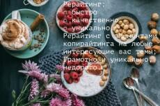 напишу грамотный и стильный текст 4 - kwork.ru
