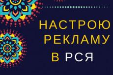 Настрою рекламу в РСЯ 15 - kwork.ru