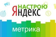 Установлю Яндекс.Метрику 8 - kwork.ru