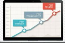 Отрисовка прототипа сайта веб сайта 27 - kwork.ru