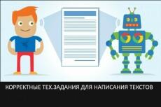 Профессиональное ТЗ для написания информационной статьи 16 - kwork.ru