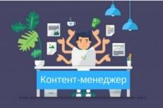 Ваш персональный контент-менеджер. Наполню сайт быстро и со вкусом 5 - kwork.ru