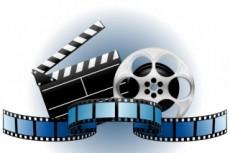 Монтаж ваших материалов для видеороликов 55 - kwork.ru