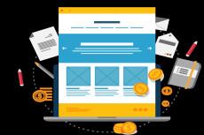 Создам сайт-визитку, landing, продающий сайт или интернет-витрину 44 - kwork.ru